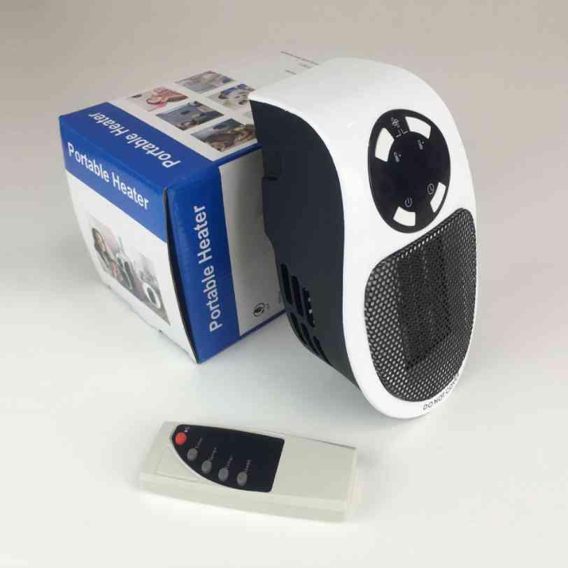Mini Electric Air Heater Powerful Warm Blower Fast Heater Fan Stove Radiator Room Warmer
