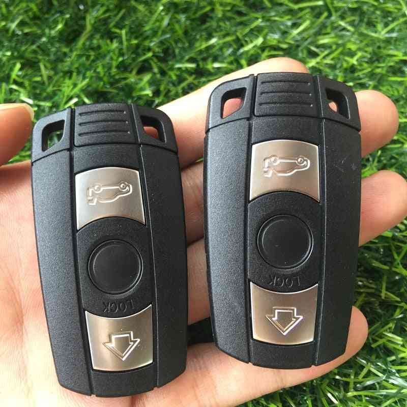 Remote Key Shell For Replacement 3-button Smart Car, Key Case Cover
