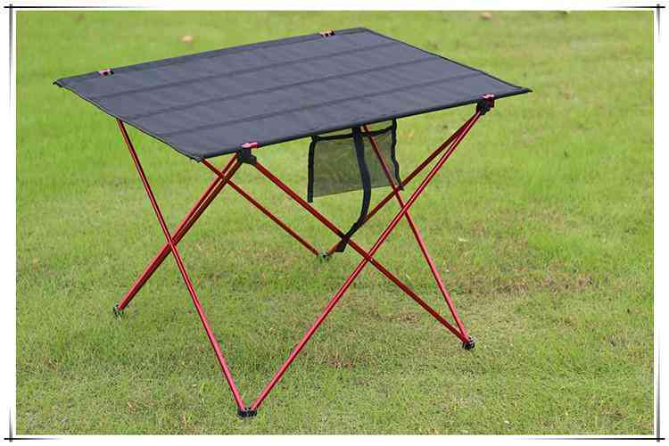 Portable Foldable Camping Outdoor Table Desk