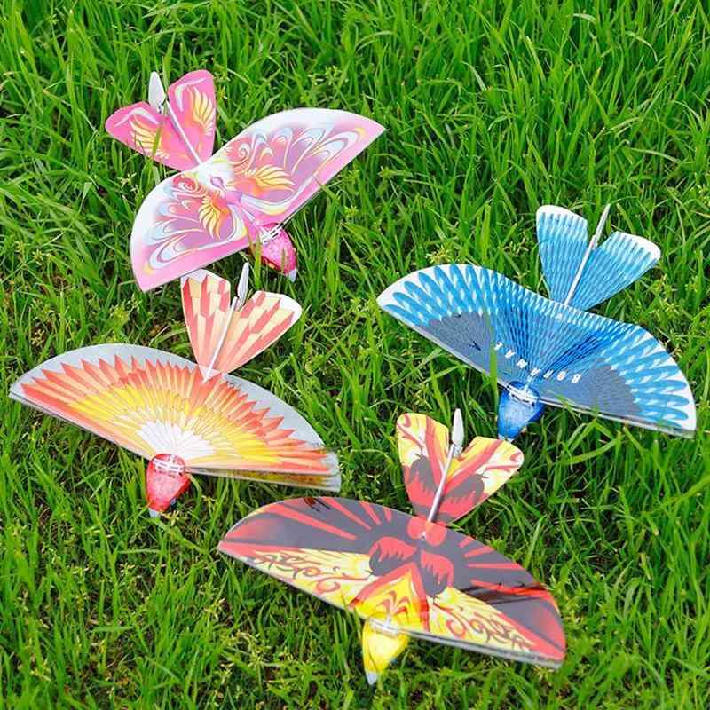 Remote Control Flying Birds Toy