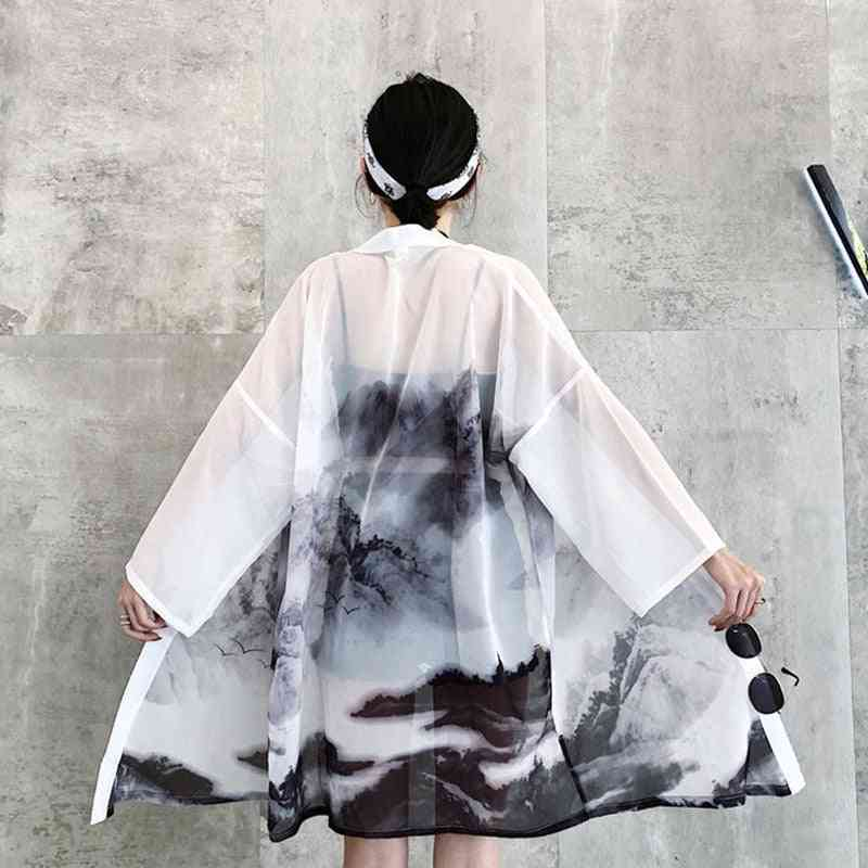 Japanese Outfits Clothing Blouse / Shirt