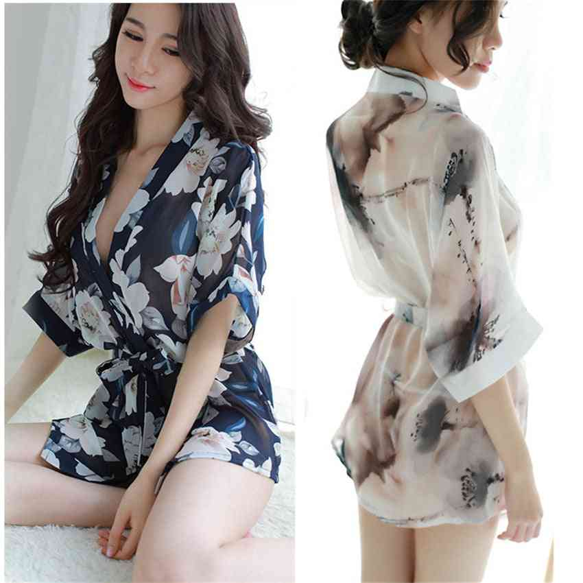 Japanese Style Kimono Dress