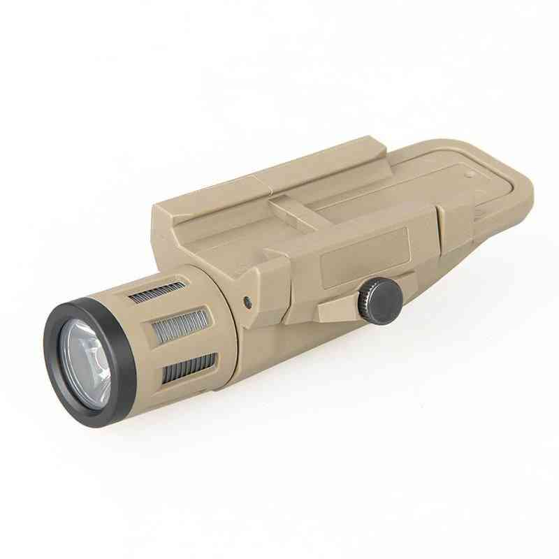 Tactical Flashlight For Hunting & Shooting
