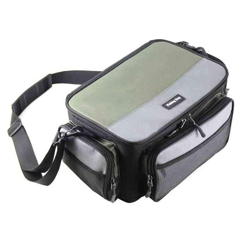 Multifunctional- Oxford Reel Gear, Case Carp, Fishing Tackle, Shoulder Crossbody Bags