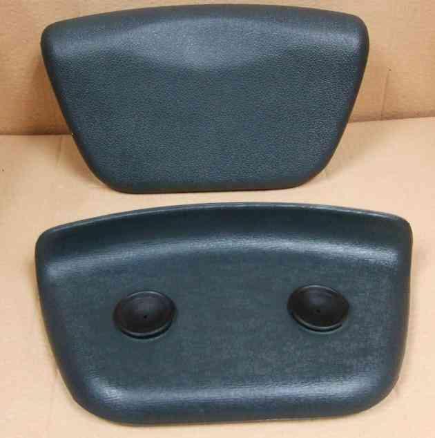 Pillows Bathtub Headrest Suction Cup Foam Bathroom