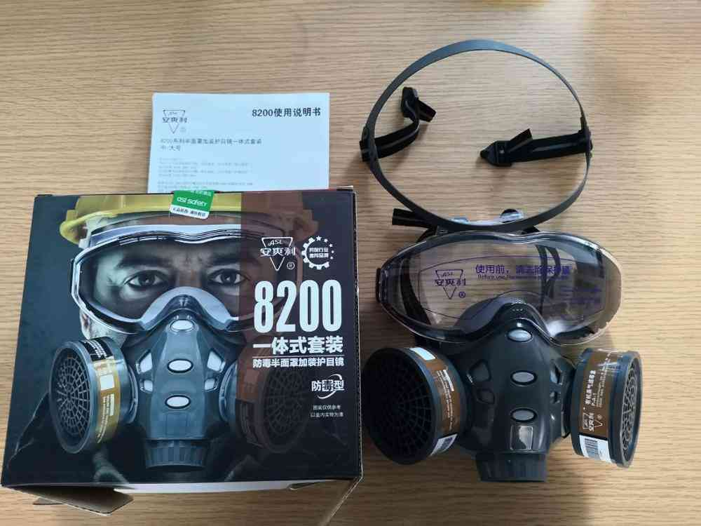 Full Face Protective Gas Mask
