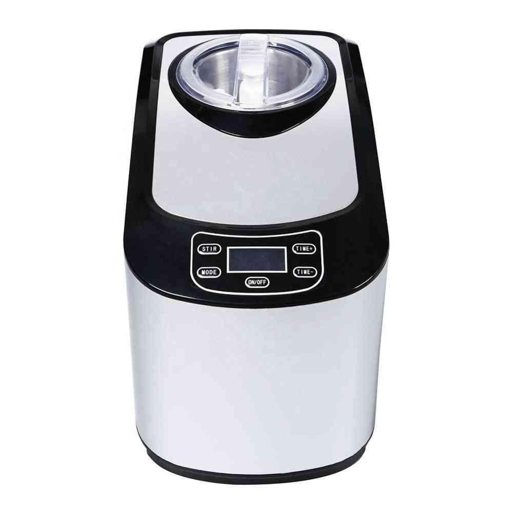 Built-in Freezer Compressor Cooling Household Intelligent Soft Hard Tastes Maker Machine