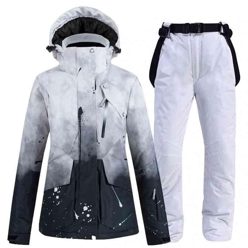 Ski Suit  Warm Jackets / Pants