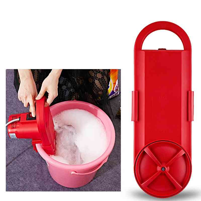 Mini Portable Washing Machine, Electric Clothes Washing Cleaning Device,