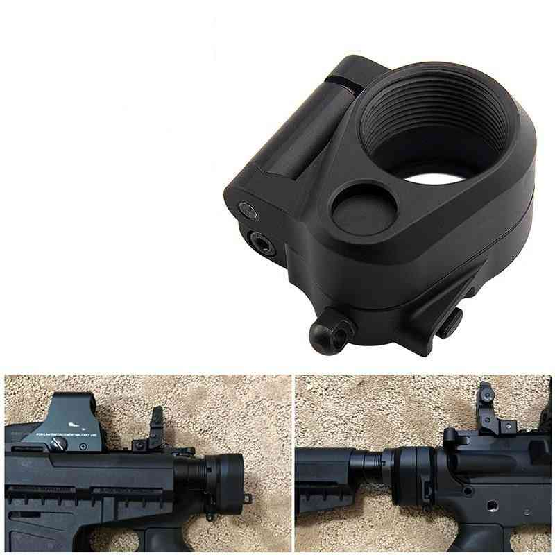 Folding Stock Adapter, Airsoft Hunting Accessory