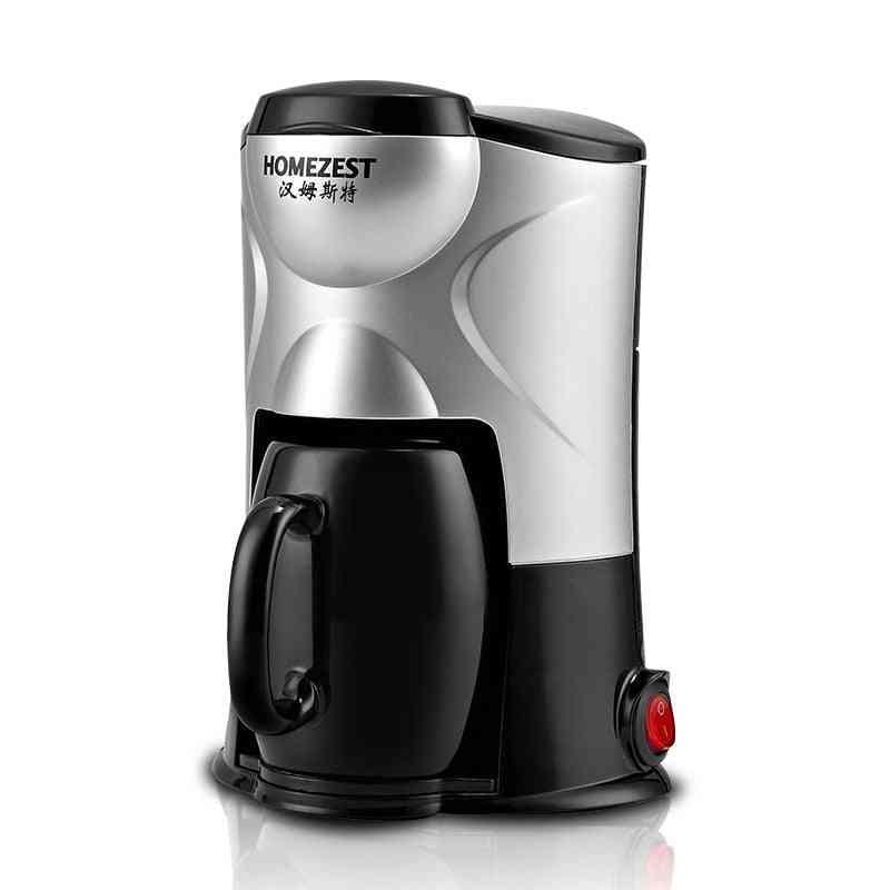 Mini Coffee Machine, Single Cup, Espresso Maker