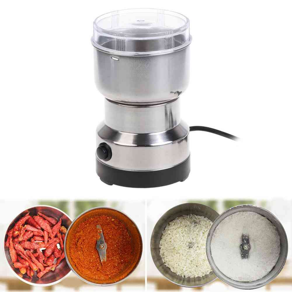 Coffee Grinder Stainless, Electric Herbs/ Spices/ Nuts/ Grains/ Grinding