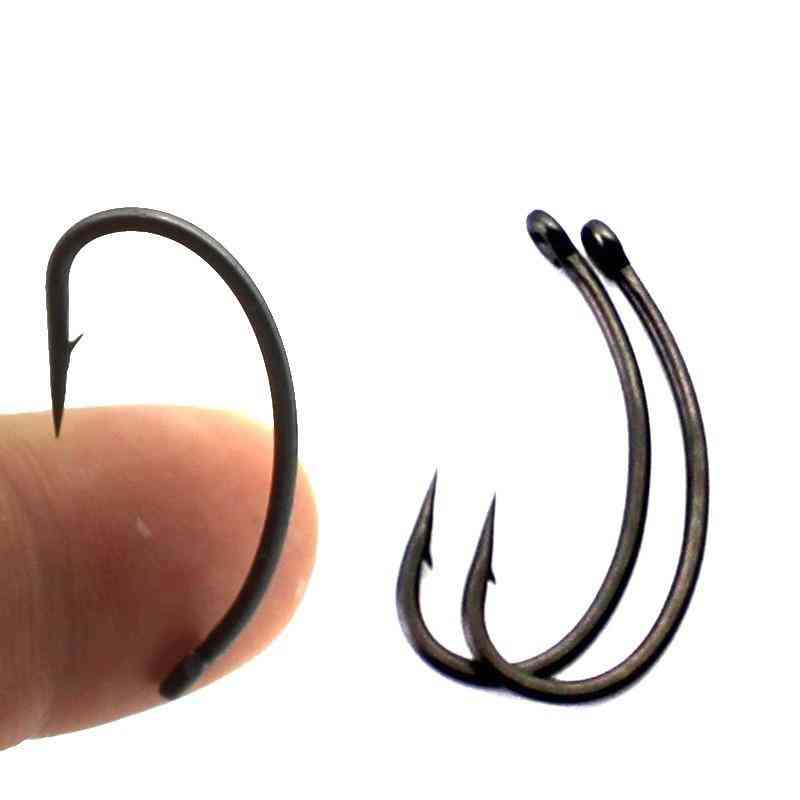 Teflon Coated Carp High Carbon Steel Fishhooks