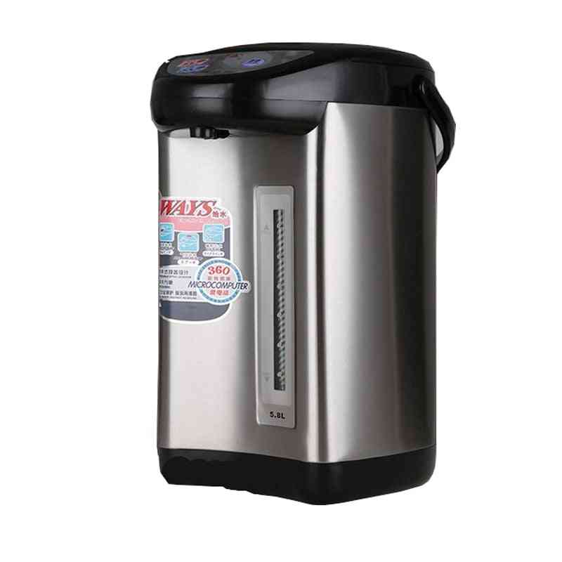 Electric Air Pots Thermos, Water Kettle, Big Capacity Temperature Control, Automatic, Heat Preservation Boiler