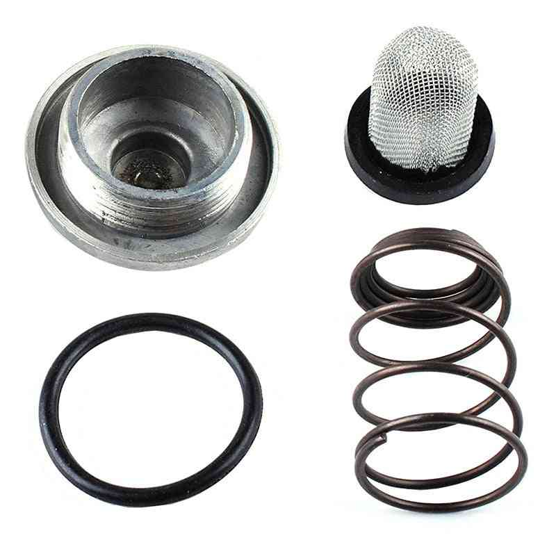 Gy6 Scooter Oil Drain Plug Set