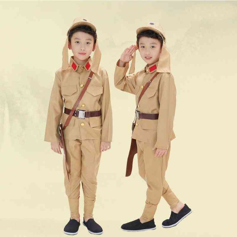 Japanese Soldier Uniform For Kids