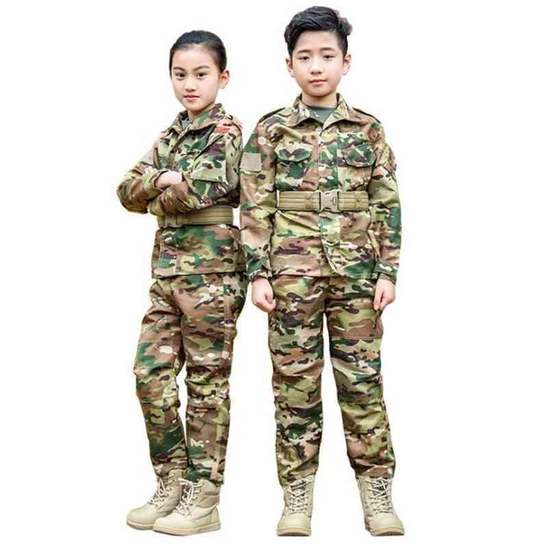 Tactical Scount Frog Uniforms/ Kids