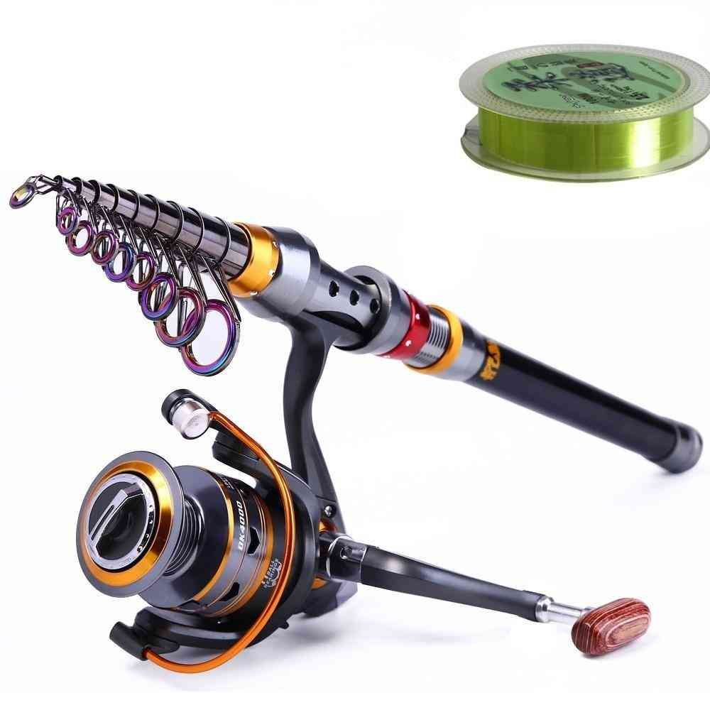 Spinning Fishing Combo Rod
