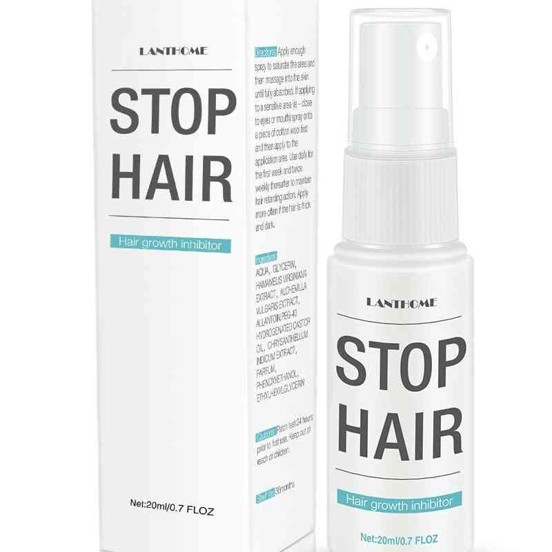 Smooth Painless Hair Removal Spray