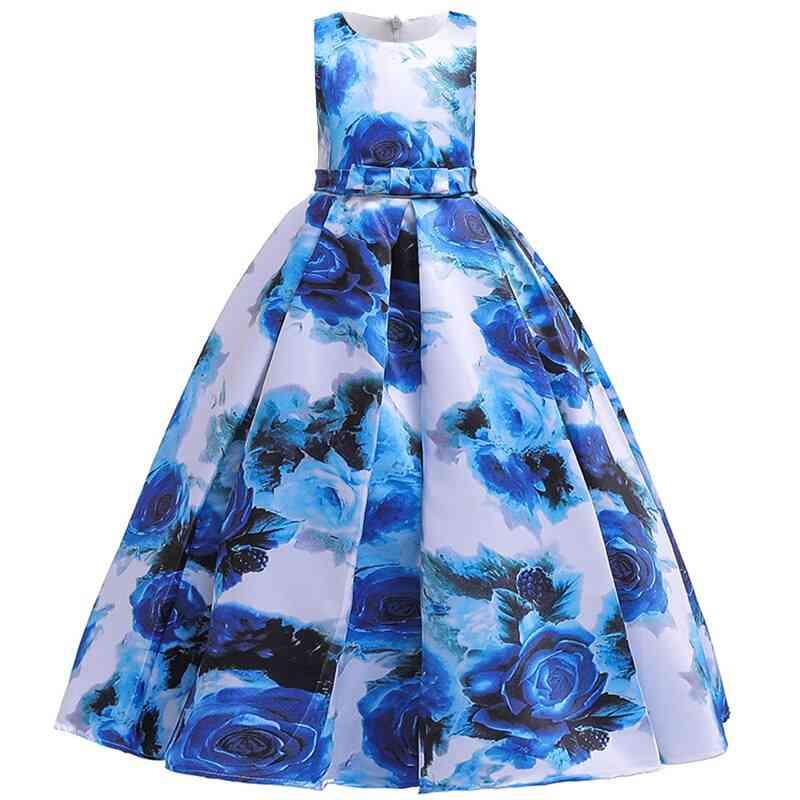 Pageant Lace Petal, Long Banquet, Gown Dresses For Wedding Party Set-15