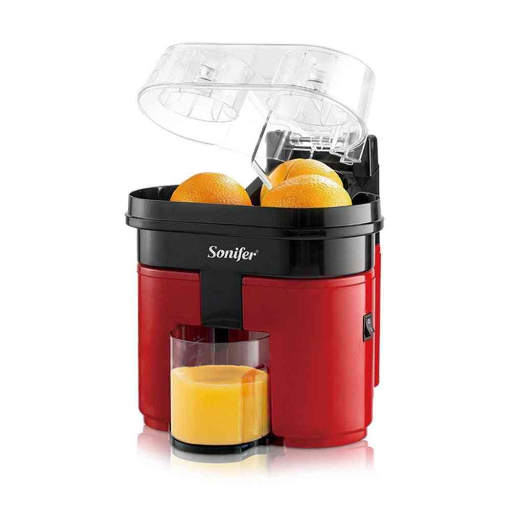 Electric Lemon Orange Fresh Juicer With Anti-drip Valve Citrus Fruits Squeezer Conifer