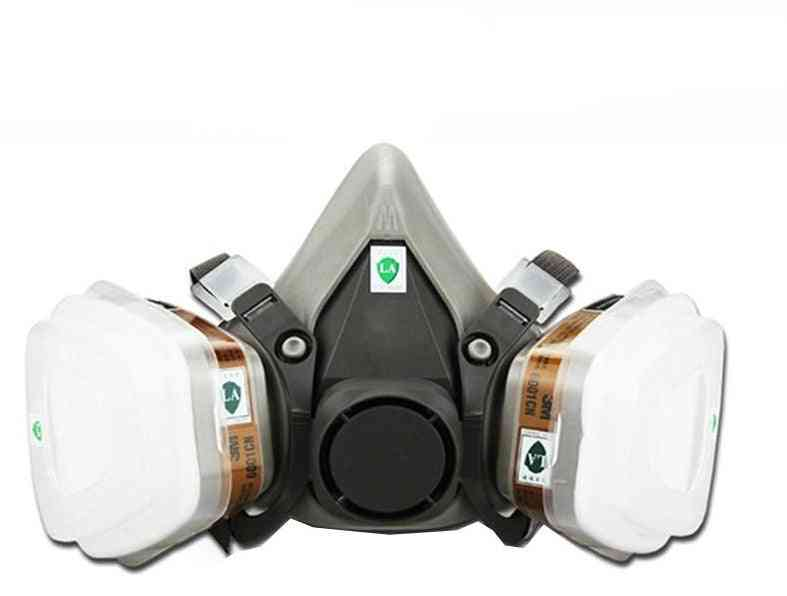 Respirator Dust Gas Mask For Painting Spray Pesticide
