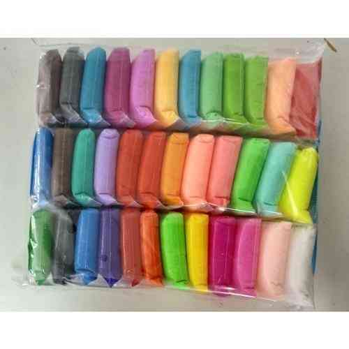 Polymer Light Clay Slime Fluffy Soft Plasticine