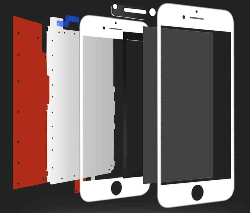 Aaaaa Screen Lcd For Iphone 6 6s 7 8 Plus