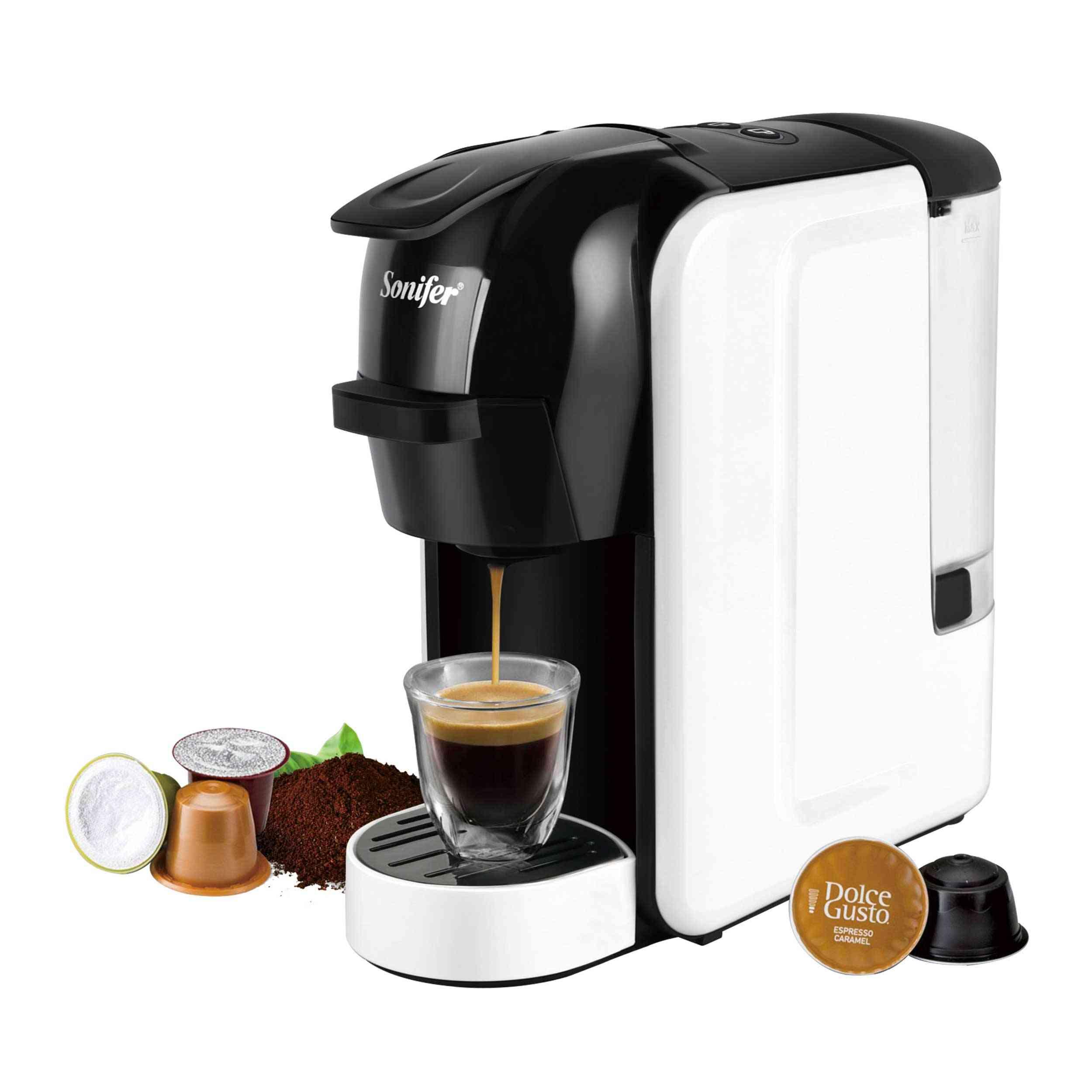 Electric Coffee Capsule Machine For Nestle Capsules Kitchen Appliances Conifer