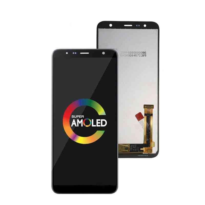 100% Original 6.0'' Lcd For Samsung Galaxy J4 (original Black)