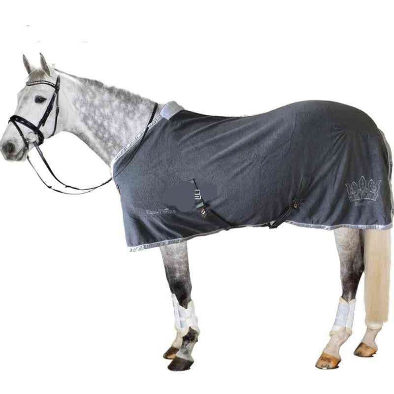 Polar Fleece Warm Moisture Wicking Horse Blank