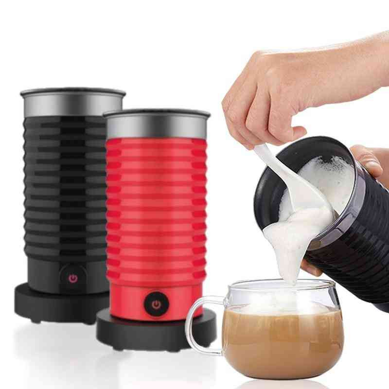 Milk Frother Former Cold/hot Latte Cappuccino Chocolate Fully Automatic Milk Warmer