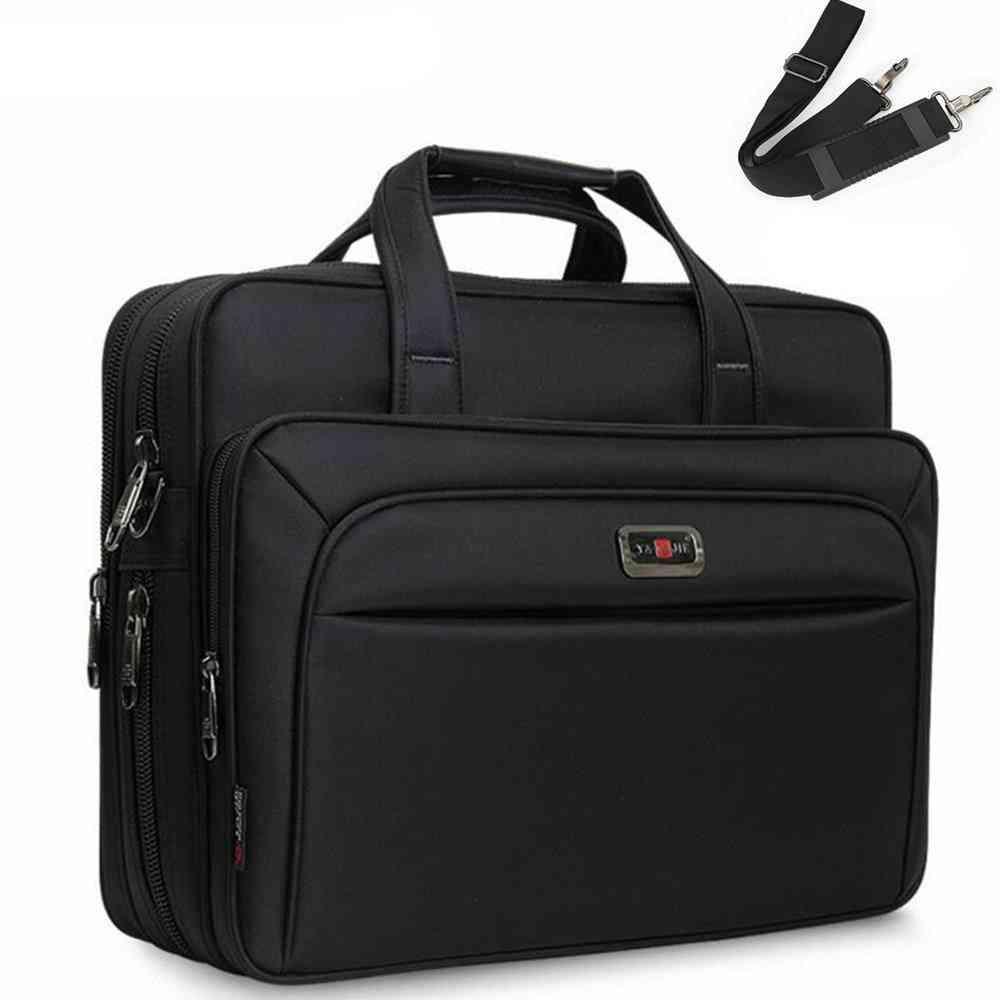 Single Shoulder Travel, Casual Handbags & Business Briefcase, Laptop Bag