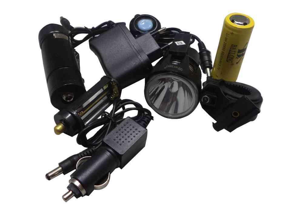 Watton Wt-272 Professional Bicycle Lamp