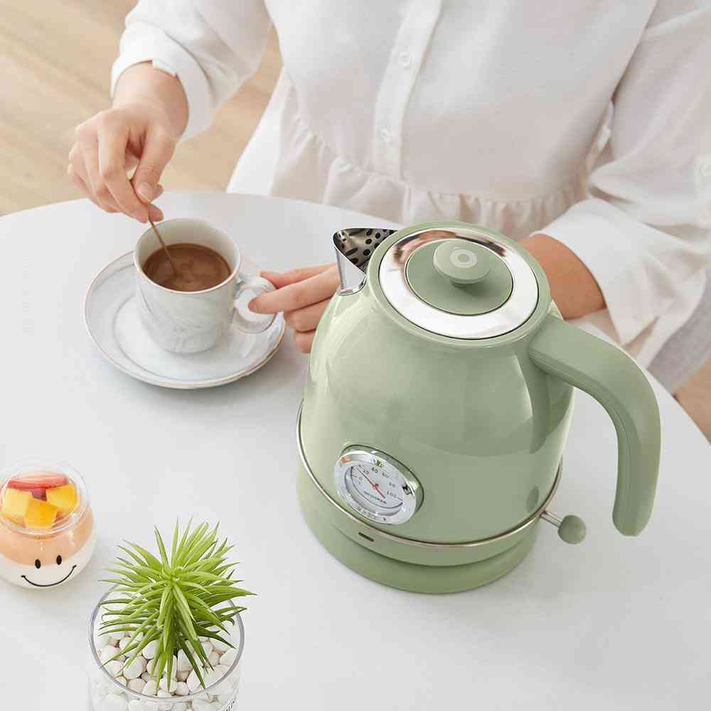 Stainless Kitchen Temperature Control Fast Hot Boiling Electric Kettle