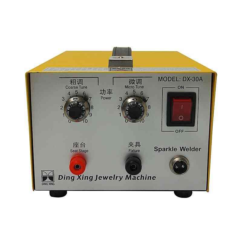 400w Dx-30a Handheld Laser Spot Welder Welding Machine