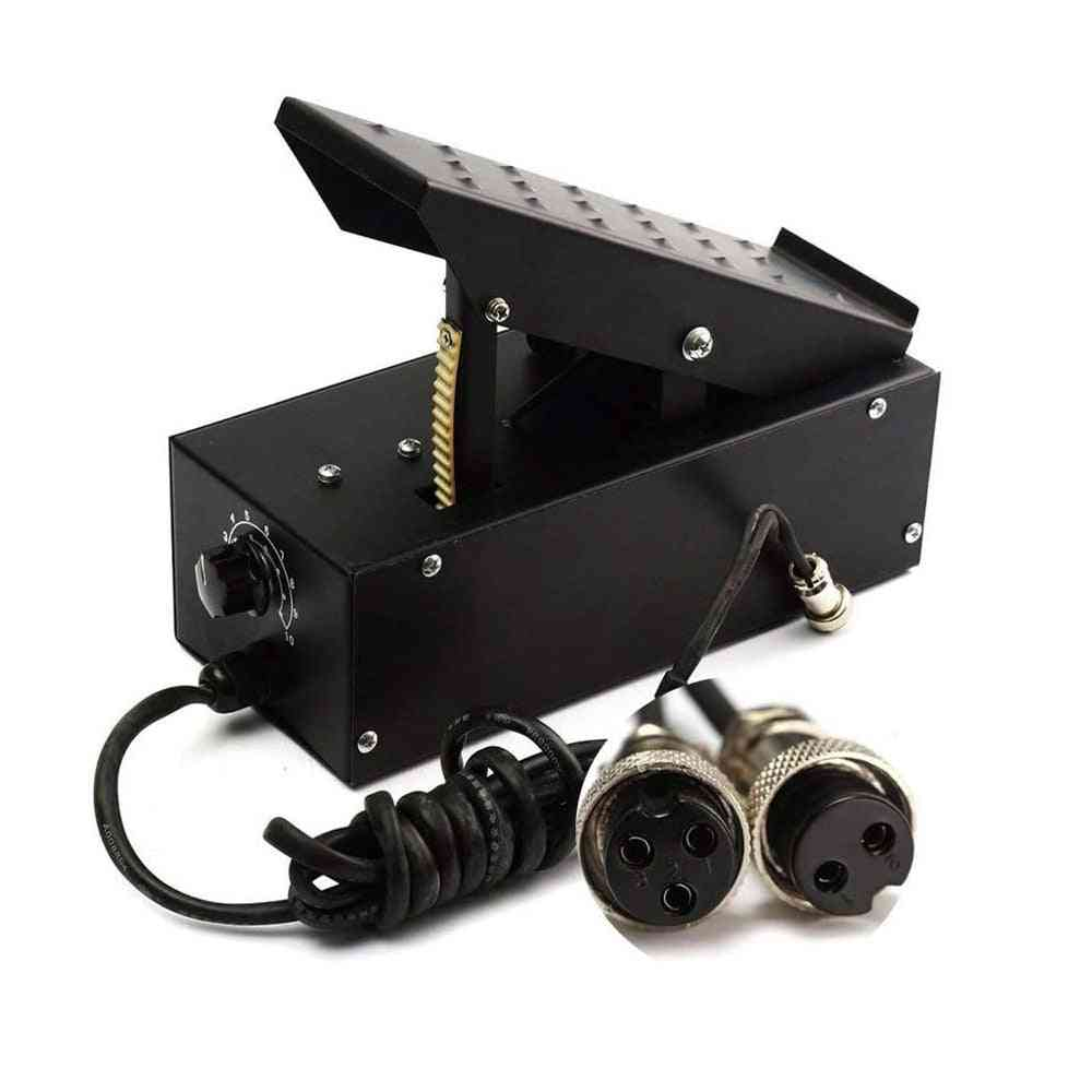 2+3 Pins Connector-amperage Controller Foot Pedal