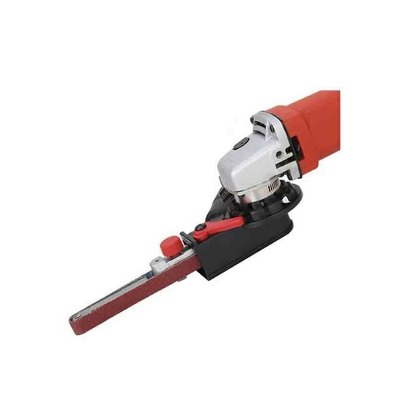Mini Sander Sanding Belt Head Adapter For M10/m14