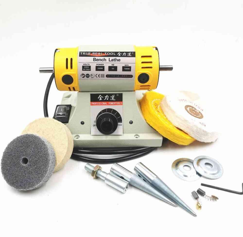 Multi-purpose Polishing Machine For Bench Lathe Tool Motor