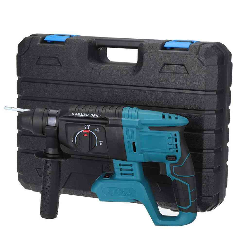 10000bpm Rechargeable Brushless Cordless Rotary Drill Hammer
