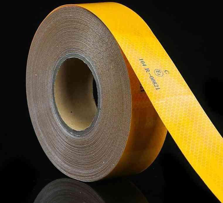 Diamond Grade Adhesive Safety Mark Warning Tape