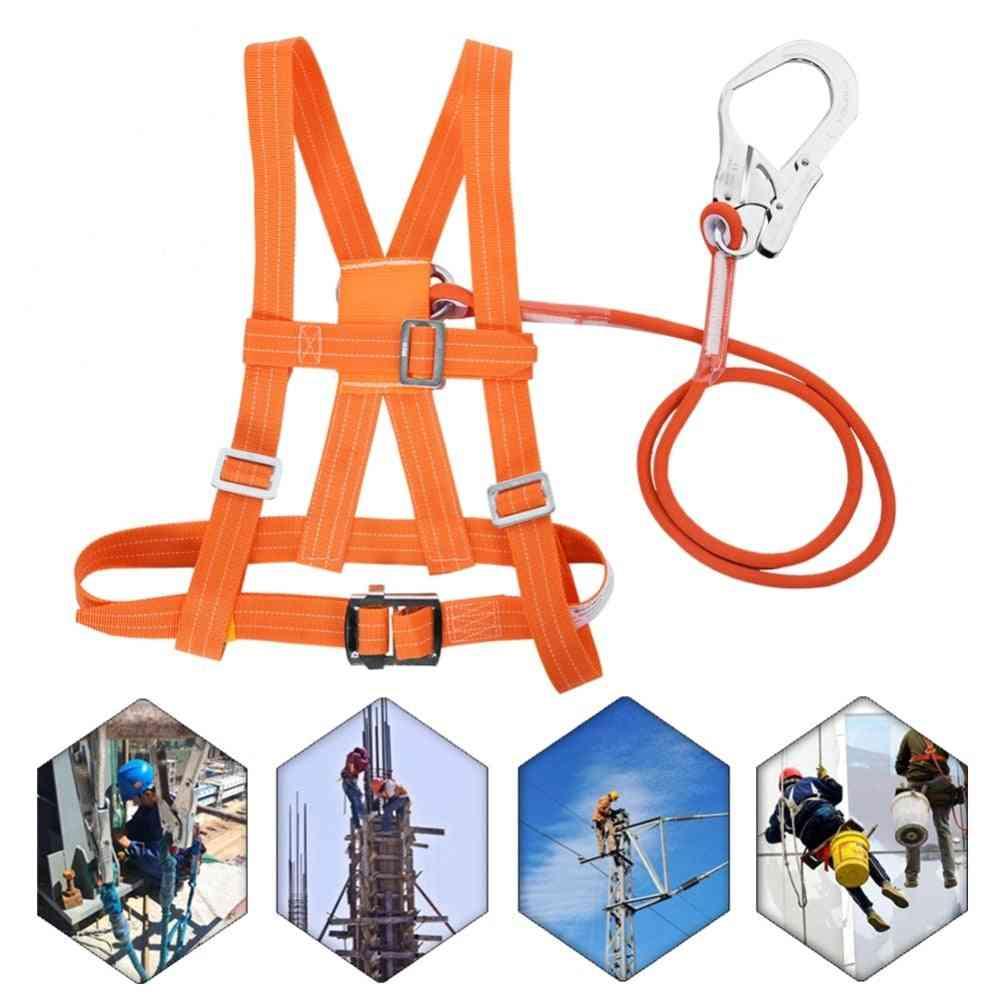 3 Stypes Outdoor Adjustable Waist Circumference 50-120 Cm  Climb Harness  Safety Belt