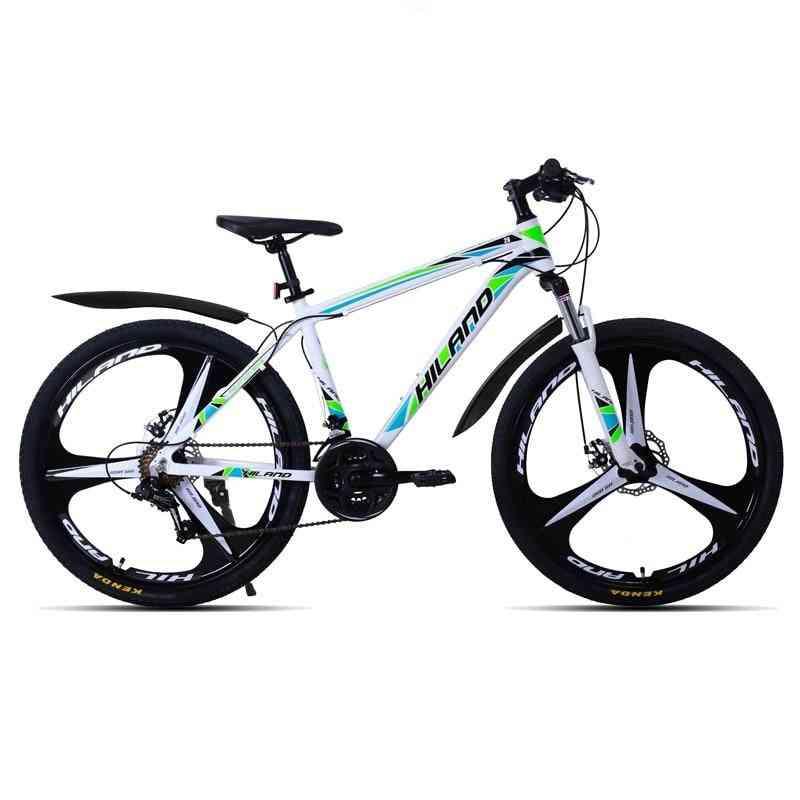 26 Inch Bicycle 21 Speed Gears, Suspension, Disc Brake - Mountain Bike