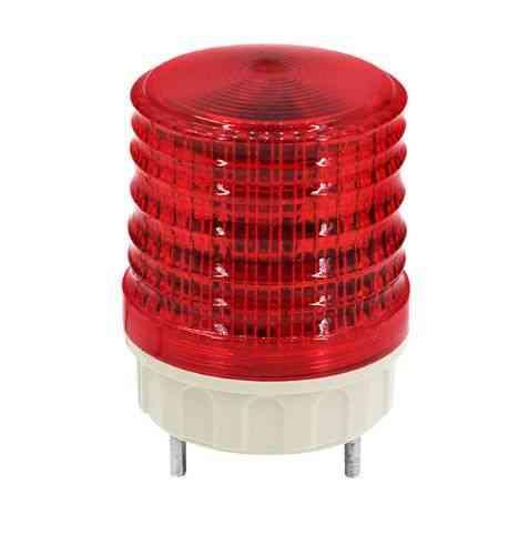 Plate Lamp Led Waterproof Burst Flashing Warning Tail Lights