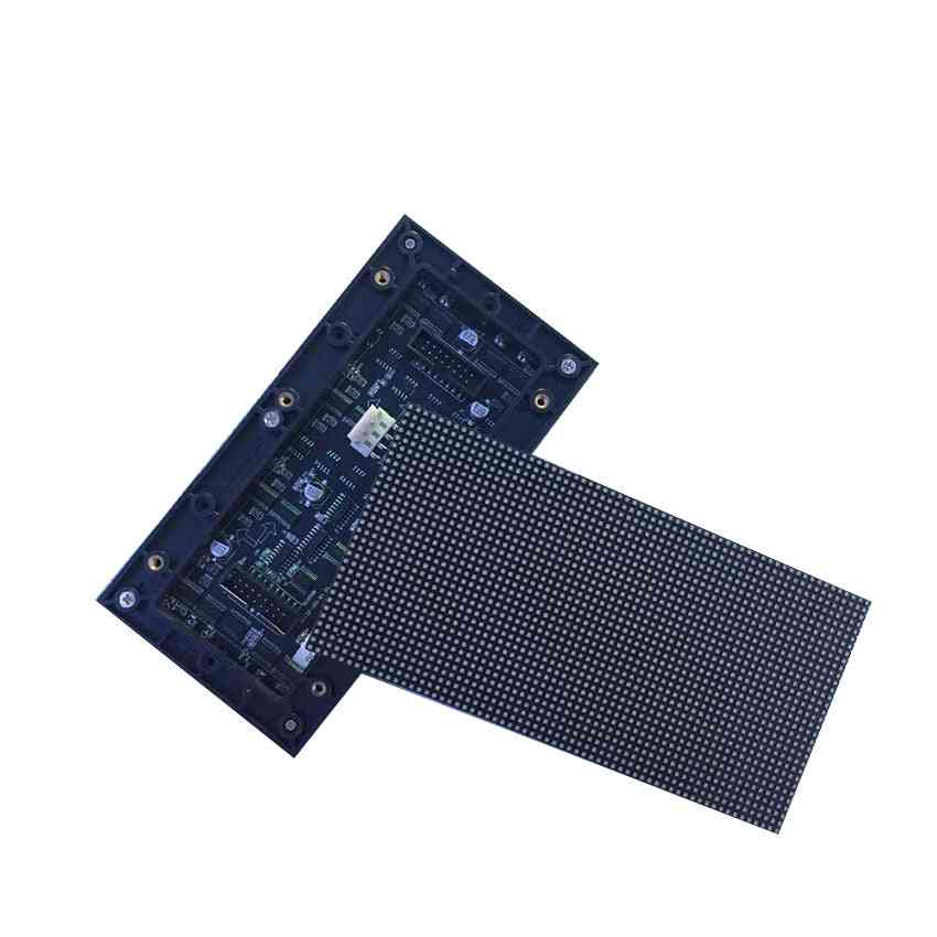 160*80mm 1/16 Scan Indoor Smd2121 3in1 Rgb Full Color P2.5 Led Module For Led Display Screen