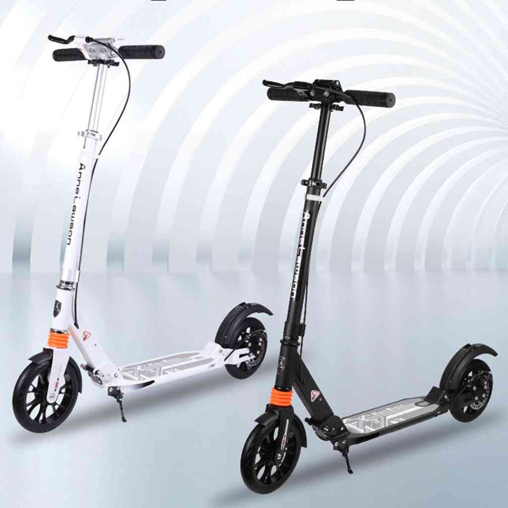 Easy Folding Scooter