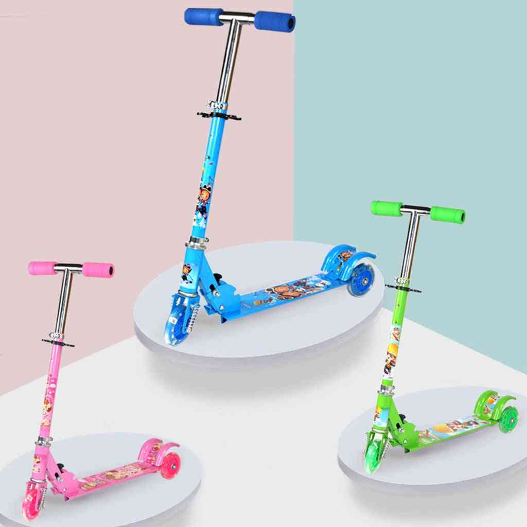 Foldable Freestyle Scooter