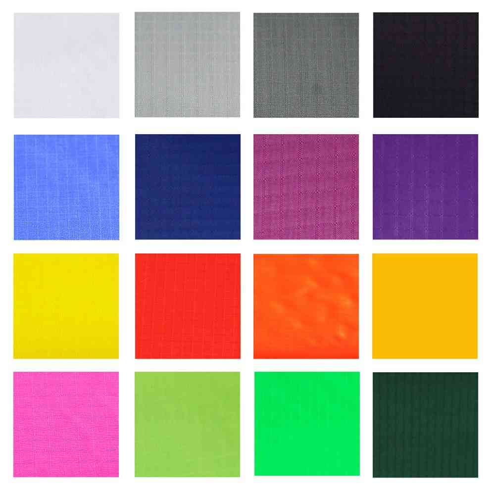 Waterproof Ripstop Nylon Fabric Pu Coated For Outdoor Fly A Kite Flags Making
