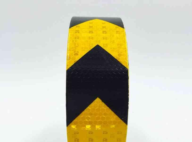 Self-adhesive Reflective Warning Tape
