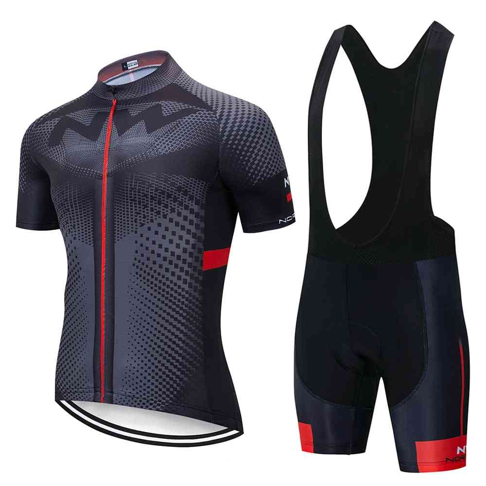 Nw Cycling Jersey, Pant Set's